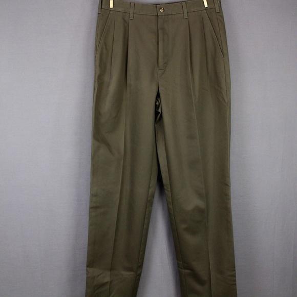 Cambridge Classics Other - Cambridge Classics Pants Size 34x34 Green Mens